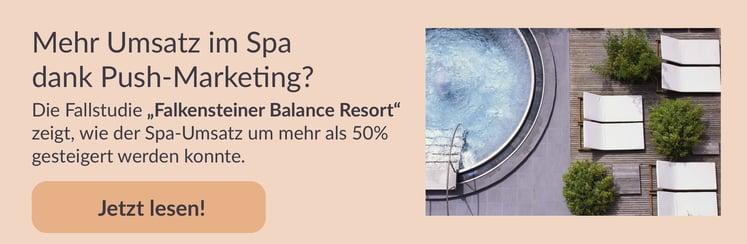 SuitePad Fallstudie Falkensteiner Balance Resort