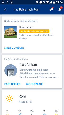 Booking.com: Ihre Reise nach Rom
