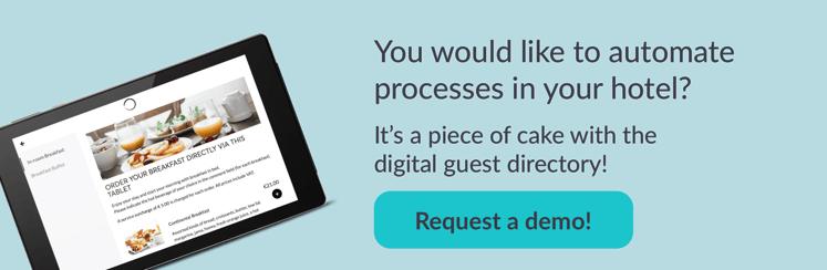 Reuest a free SuitePad demo