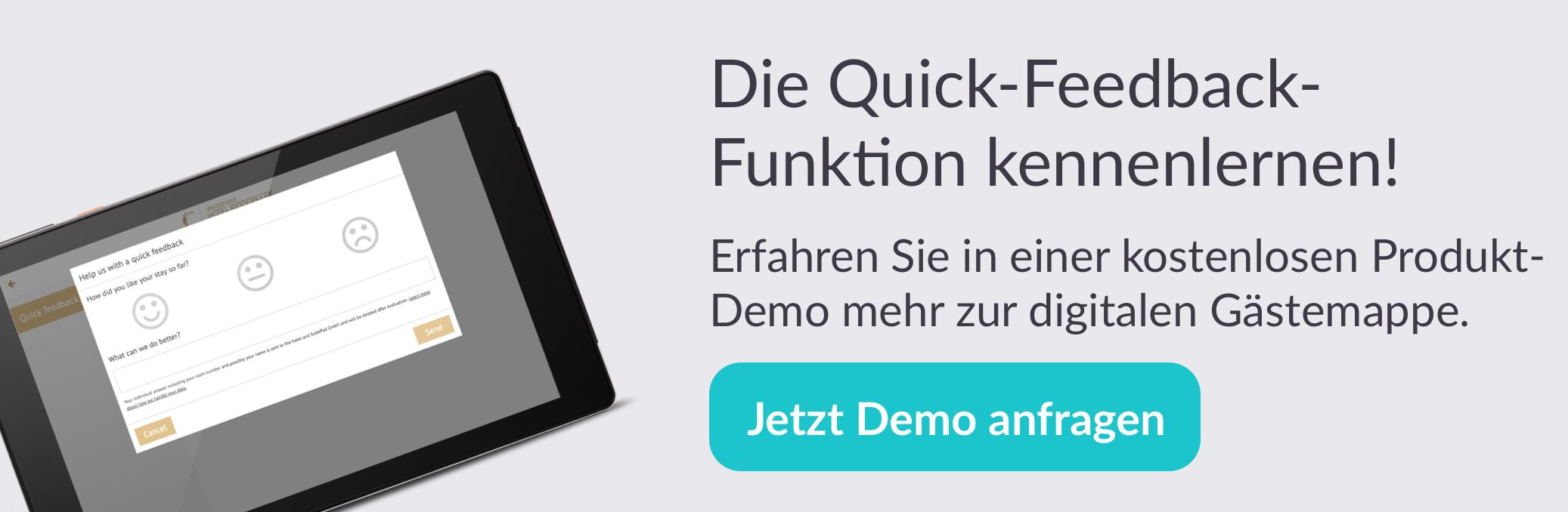 Jetzt SuitePad Demo anfragen
