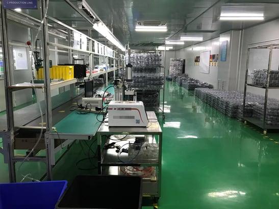 Herstellung der SuitePad Tablets