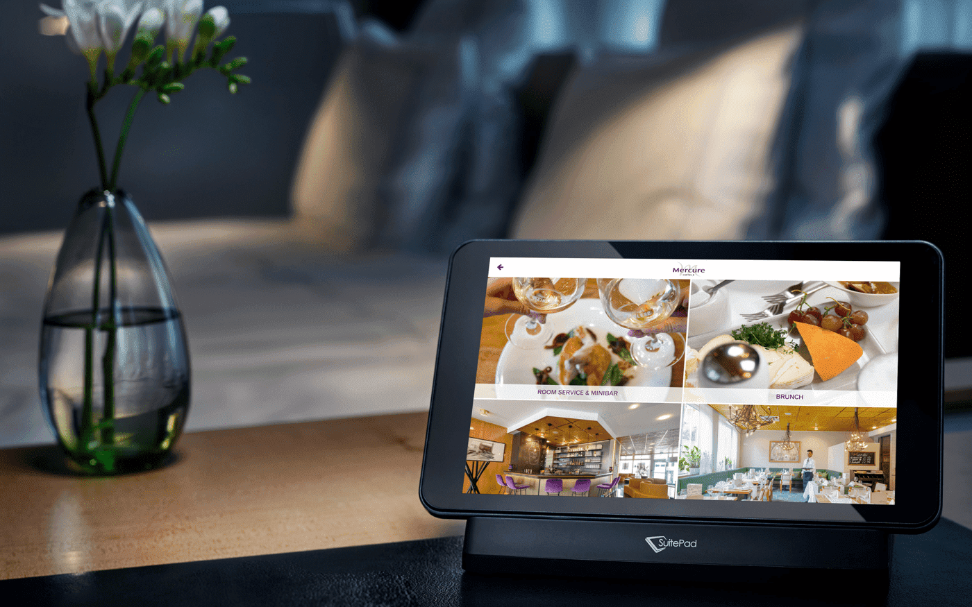 SuitePad Must-haves für die Gästemappe