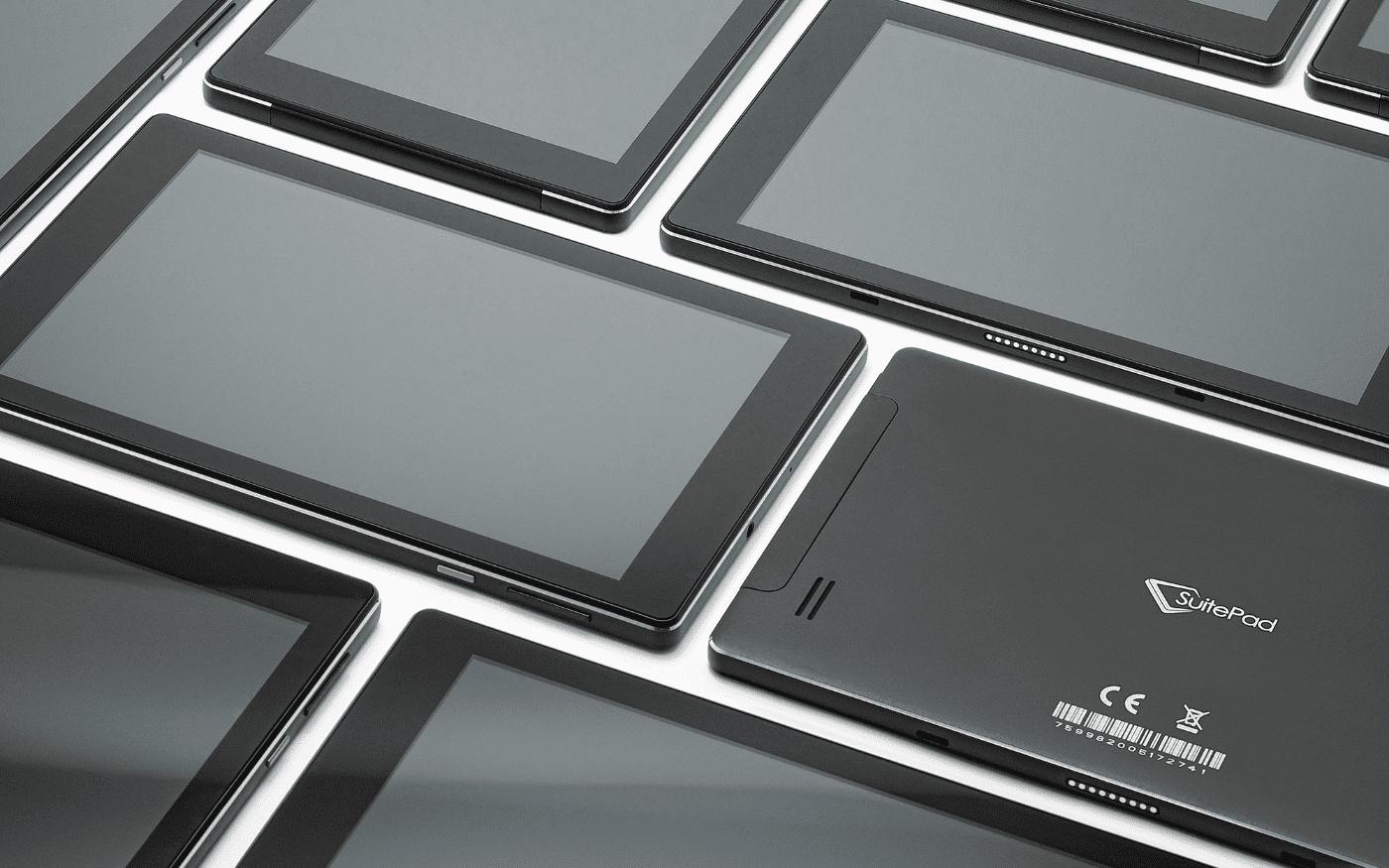 Die Entwicklung der SuitePads